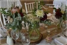 wedding reception at Carilley Estate